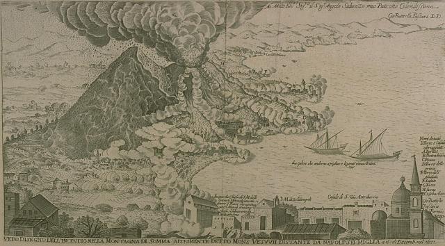Vesuvius utbrott 1631