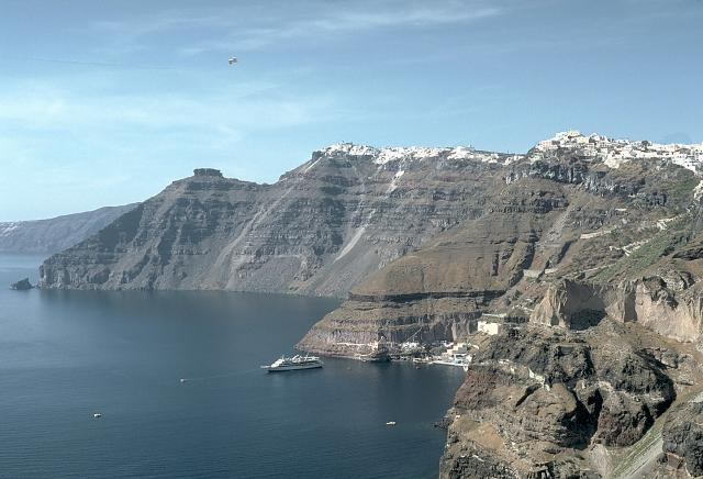 Global Volcanism Program Santorini