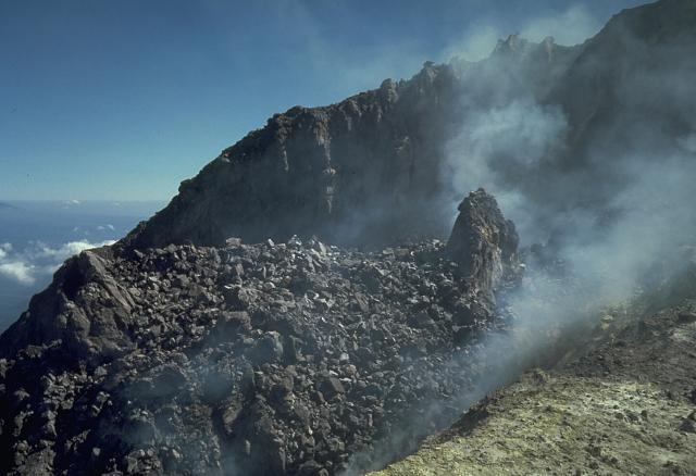 Global Volcanism Program | Educational Resources | Types and