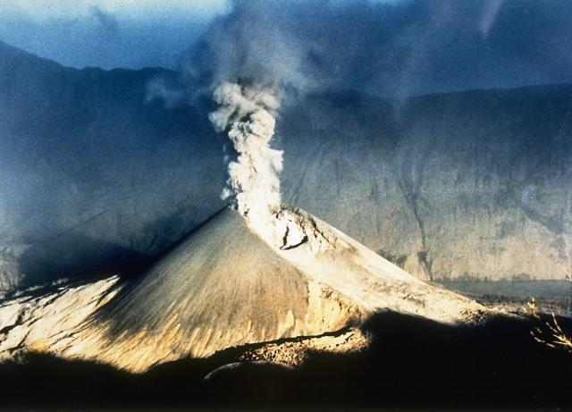 Global Volcanism Program Rinjani