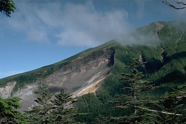 Image result for volcanic landslide