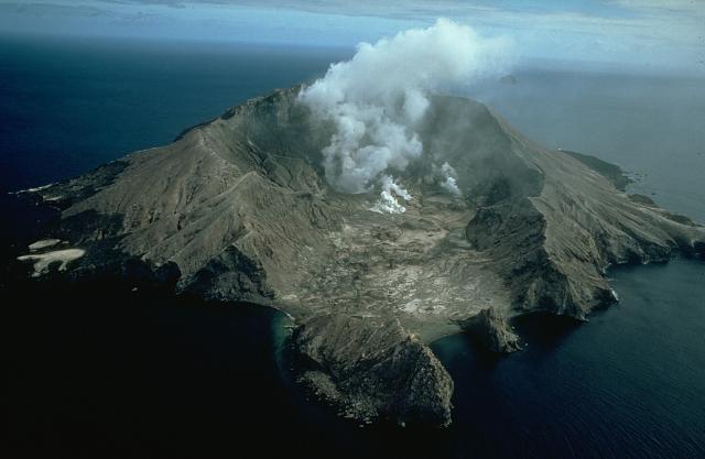 White Island New Zealand Information
