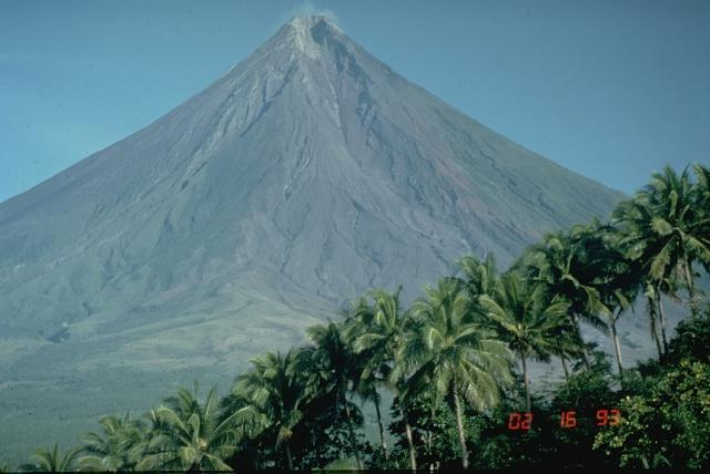 Global Volcanism Program Mayon