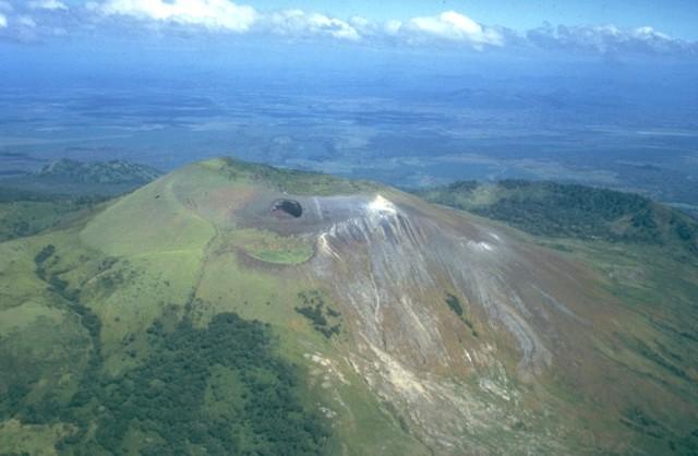 Global Volcanism Program Las Pilas