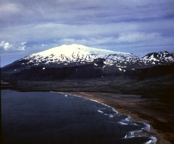 Global Volcanism Program Snaefellsj 246 Kull