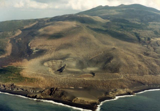Global Volcanism Program Miyakejima
