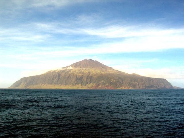 Global Volcanism Program Tristan Da Cunha