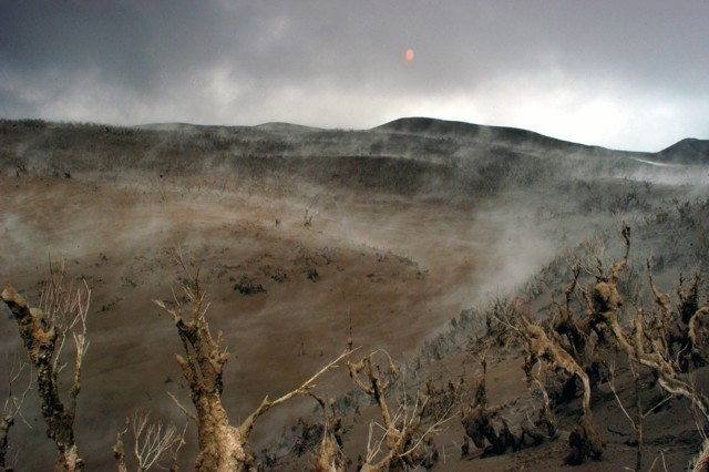 global volcanism program karthala