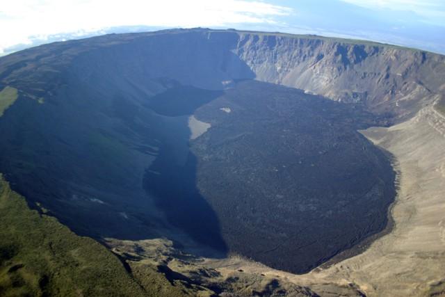 Global Volcanism Program Wolf