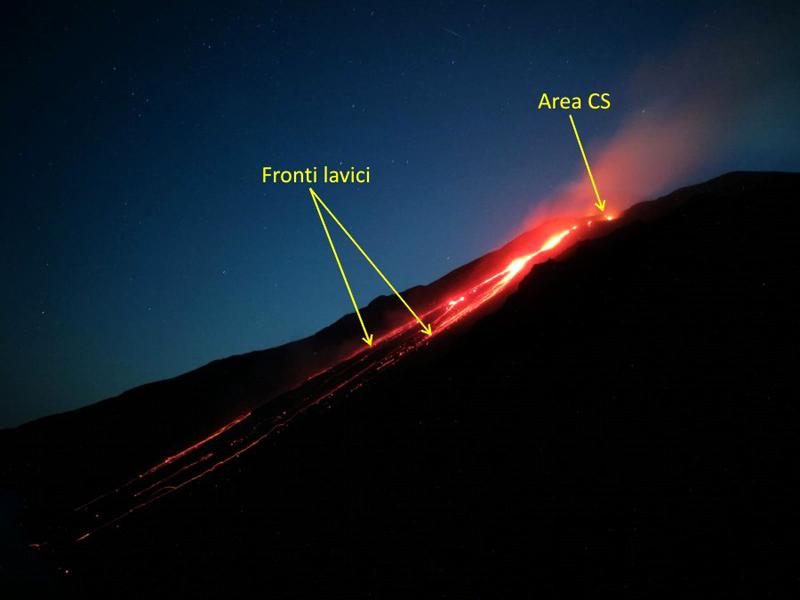 Global Volcanism Program Stromboli