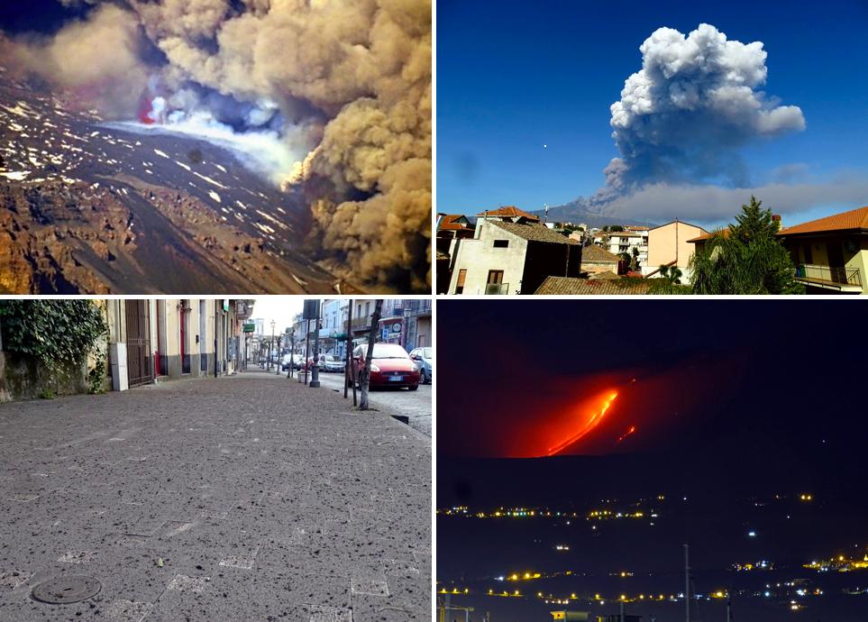 Global Volcanism Program   Etna