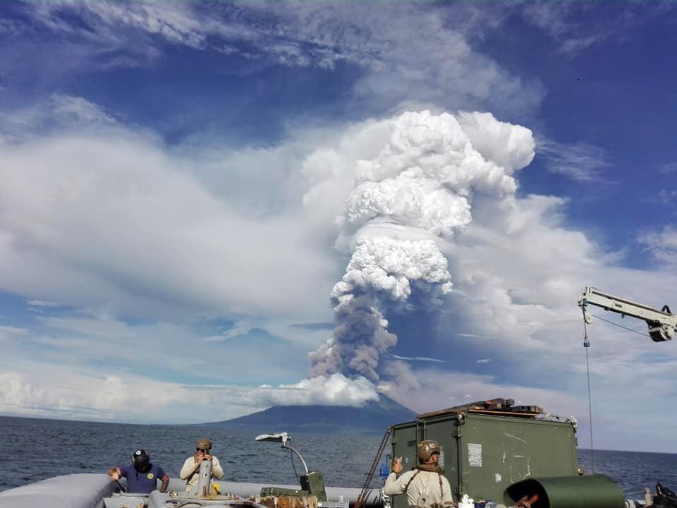 Global Volcanism Program | Manam