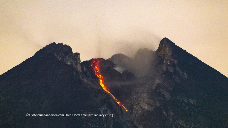 Global Volcanism Program | Merapi