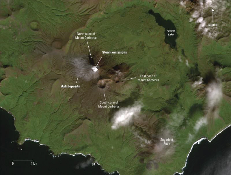 Global Volcanism Program | Report on Semisopochnoi (United States) — February 2019