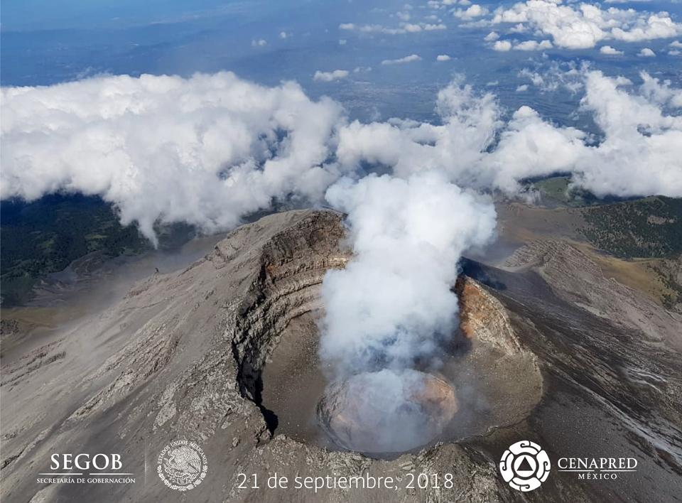 Global Volcanism Program | Popocatépetl