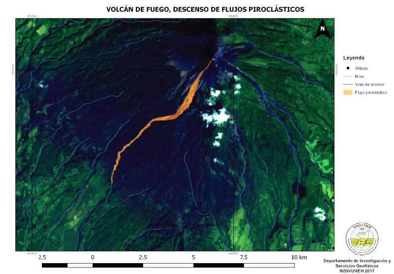 Global Volcanism Program   Fuego