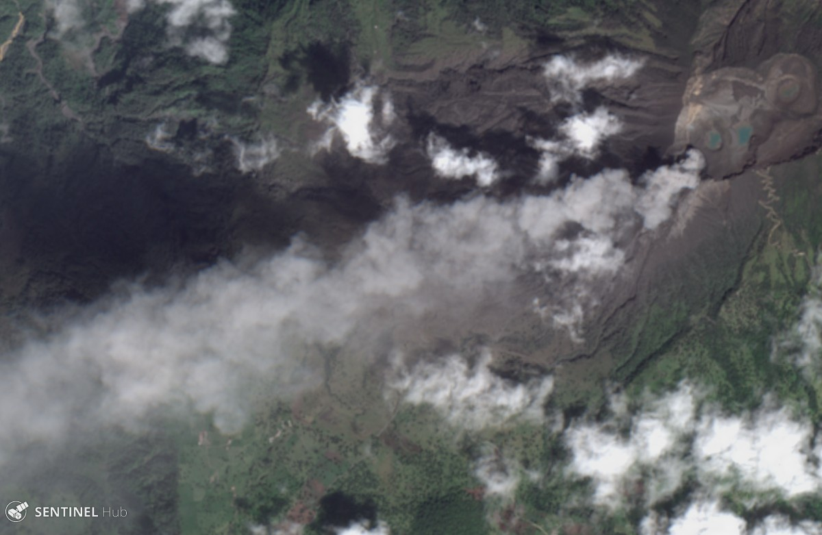 Global Volcanism Program | Turrialba