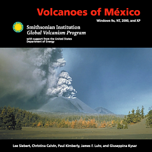 Volcanoes of Mexico CD Cover