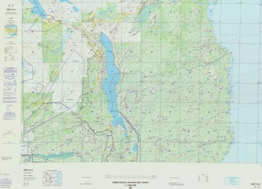 Map of Malawi, Mozambique, Tanzania, Zaire, Zambia, Zimbabwe