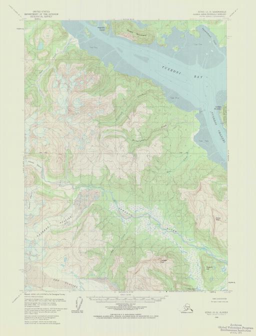 Map of Kenai (A-8)