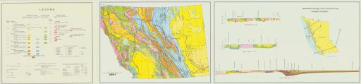 Map of British Columbia Geol Highway Map (4)