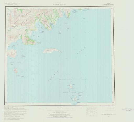Map of Sutwick Island