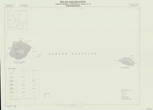 Map of Santa Maria, Espanol