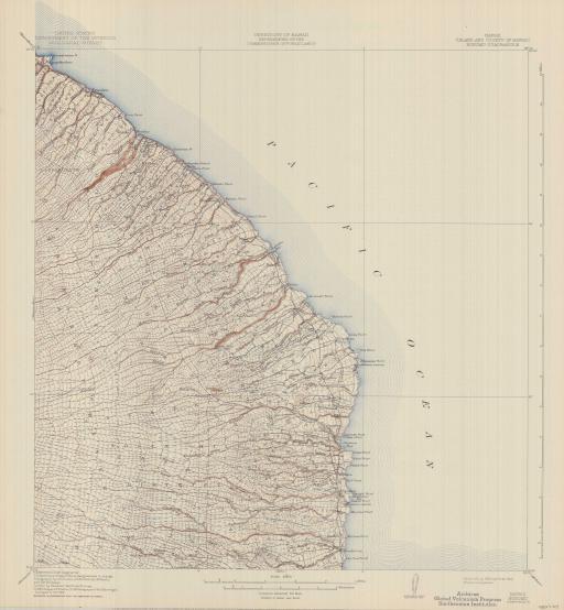 Map of Honomu