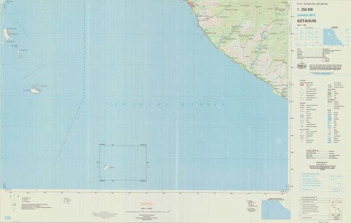 Map of Ketahun