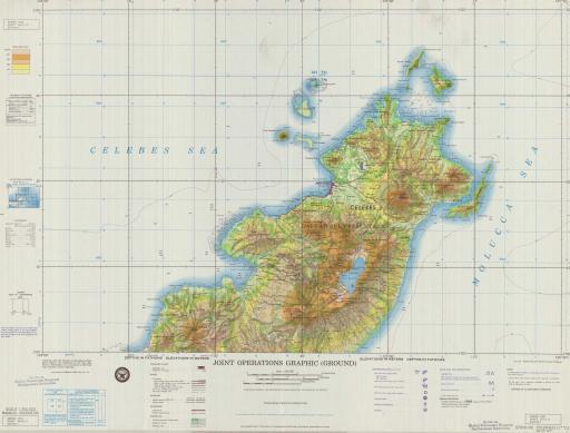 Map of Manado