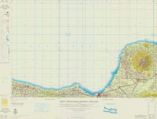 Map of Semarang