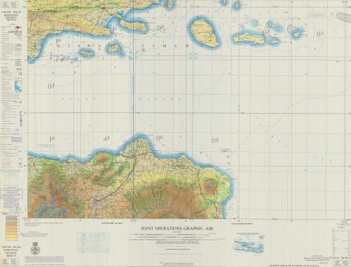Map of Bondowoso