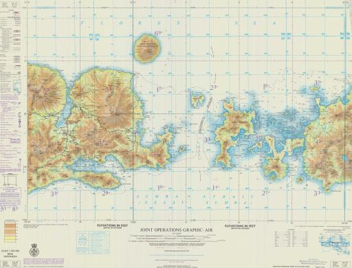 Map of Bima
