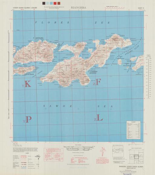 Map of Riangeba