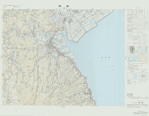 Map of Kashima
