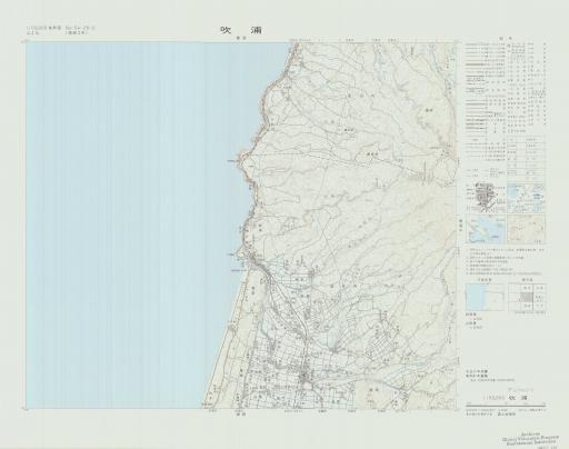 Map of Fukura