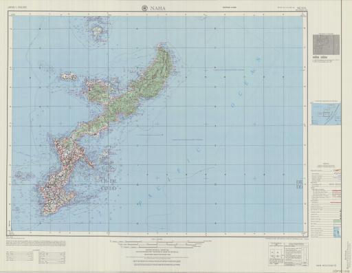 Map of Naha