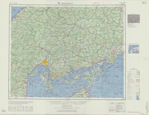 Map of Hiroshima