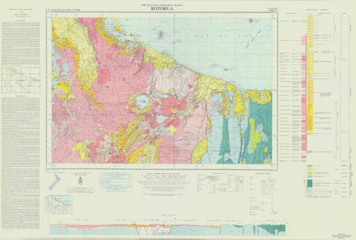 Map of Rotorua