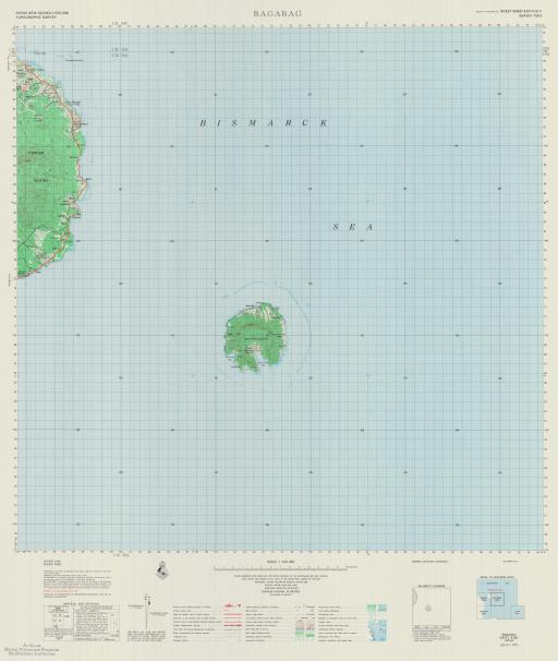Map of Bagabag