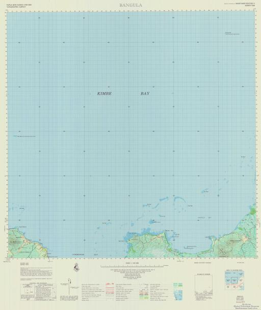 Map of Bangula