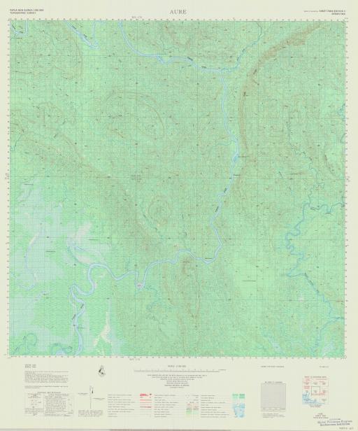 Map of Aure