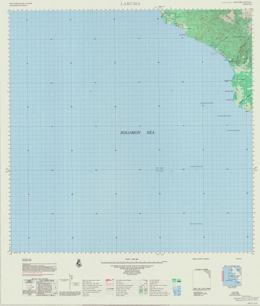 Map of Laruma