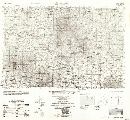 Map of Tjiawi