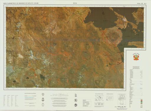 Map of Juli