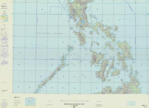 Map of Phillipines