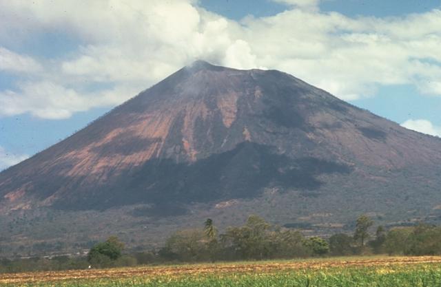 Global Volcanism Program San Crist 243 Bal