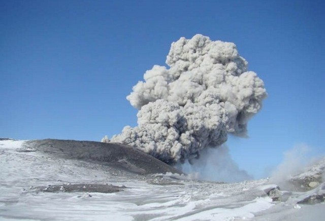 Volcano photo slideshow